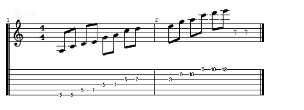 A minor pentatonic-page-0