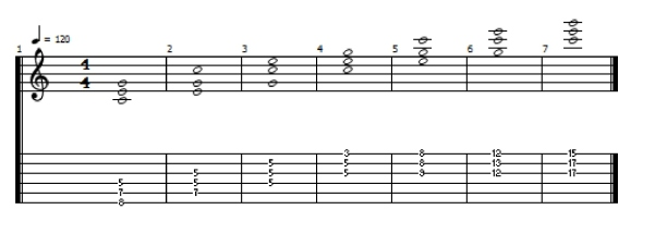 C major-page-0