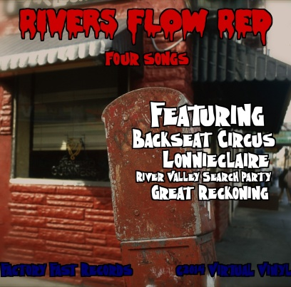 Rivers Flow Red!