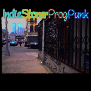 Indie Stoner Prog Punk compilation