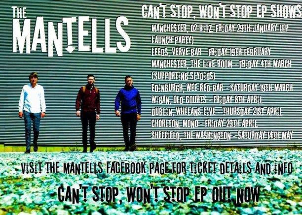 MantellsEPShows