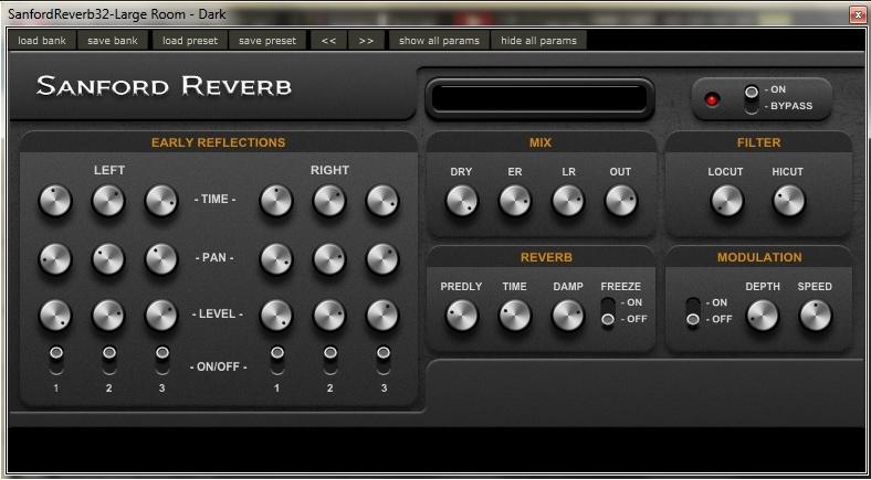 Sanford Reverb