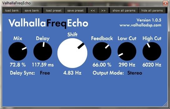 ValhallaFreqEcho