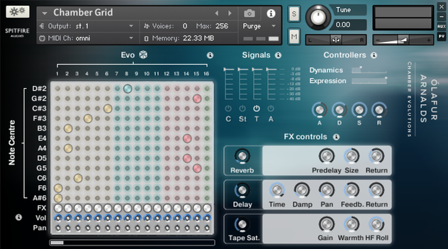 Review of Olafur Arnalds Chamber Evolutions for Kontakt