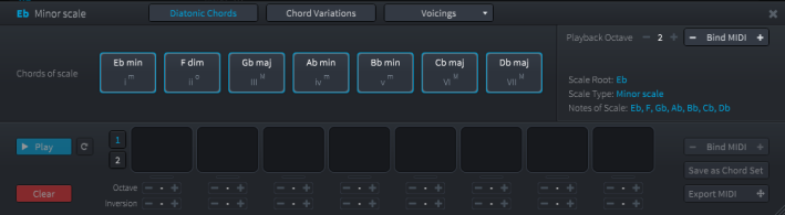 Review of Scaler – chord detection and creative chord