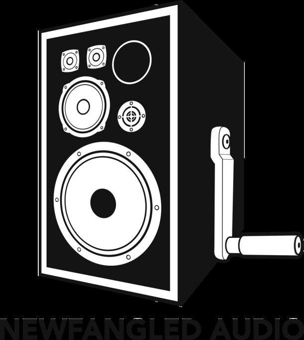 Newfangled speaker