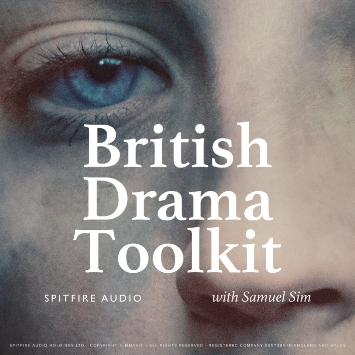 Review of British Drama Toolkit by Spitfire Audio